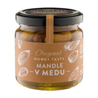 HoneyMix Mandle v medu 250 g