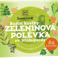 Sonnentor Bio Zeleninová polévka sv. Hildegardy 60g